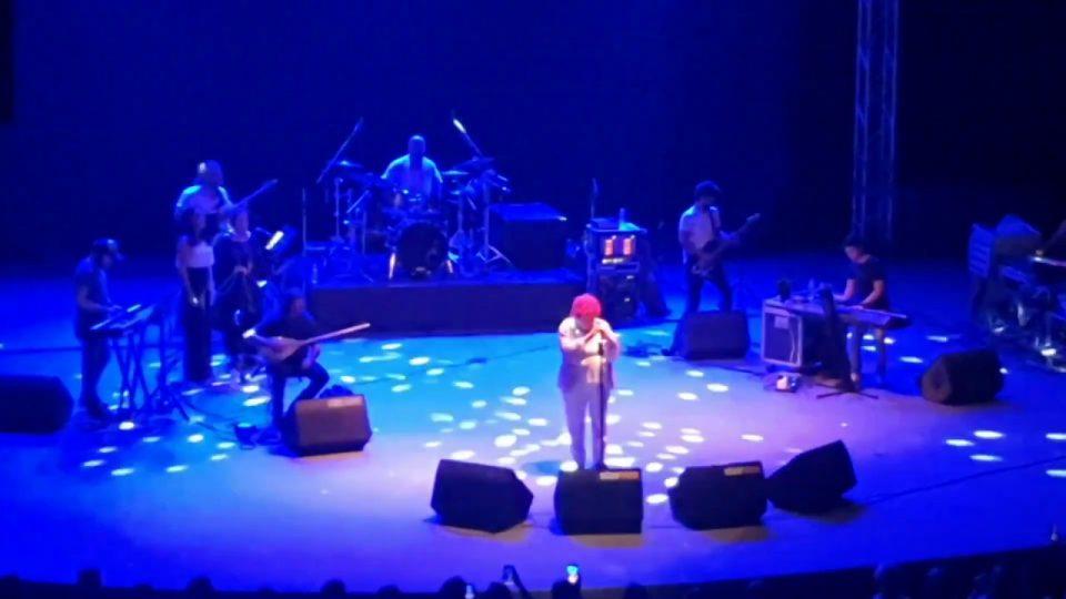 Yaz Gazeteci – Selda Bağcan Antalya Konseri
