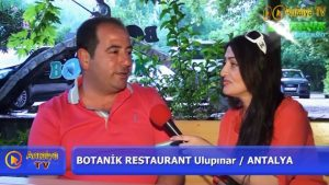 Botanik Restaurant Ulupınar Kemer 2013 Antalya