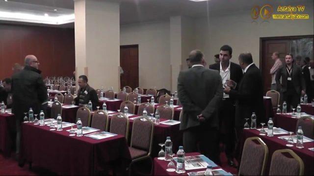 Su Yalıtımı Sistemleri - Soil ID & OTMD Otel Teknik Müdürleri Federasyonu Seminer Yemeği