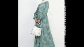 Tesettür Elbiseler 2019 Tesettürlü Tunik Abiye Etek Gömlek Pantolon Kapalı Kıyafetler Bayan Giyim