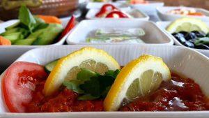 Nasreddin Restaurant'ta serpme kahvaltı çekimlerimiz