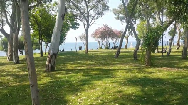 Varyanttan Beach Park'a Yürüyüş - Antalya Gezi Tatil - 13/16