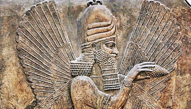 enkinin kayıp kitabı anunnakiler sümer babil sumerian gods enlil anu marduk nibiru_5