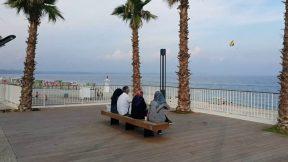 Konyaaltı Sahili Yürüyüş Yolu Antalya Gezi Tatil - 5/8