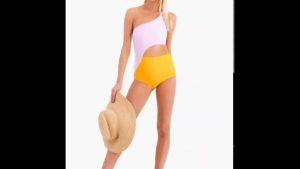 Bayan mayo bikini modelleri 2019 Plaj Kıyafetleri Bayan Giyim Moda Kombin