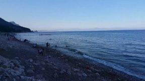 Antalya Deniz Manzarası Kargıcak Piknik Alanı - Antalya Gezi Tatil