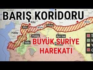 Barış Koridoru - Türkiye ABD'ye meydan okudu: Tüm gücümüzle yapacağız - Çok Büyük Askeri Harekat