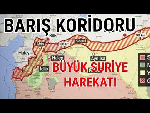 Barış Koridoru – Türkiye ABD'ye meydan okudu: Tüm gücümüzle yapacağız – Çok Büyük Askeri Harekat