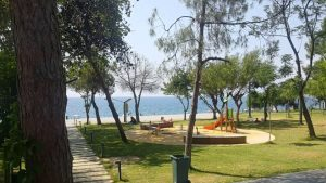 Antalya Beachpark Deniz Manzarası - Antalya Gezilecek Yerleri Antalya Tatil