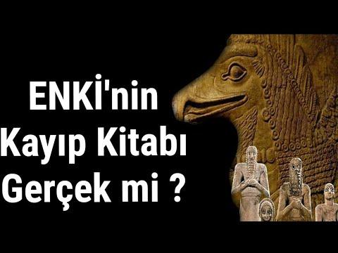 Enki'nin Kayıp Kitabı uydurma mı ? 14 Tablet gerçek mi ? Sümer Anunnakiler Zecharia Sitchin