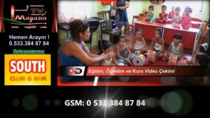 Antalya Firma Tanıtım Filmi Video Kamera Çekimi