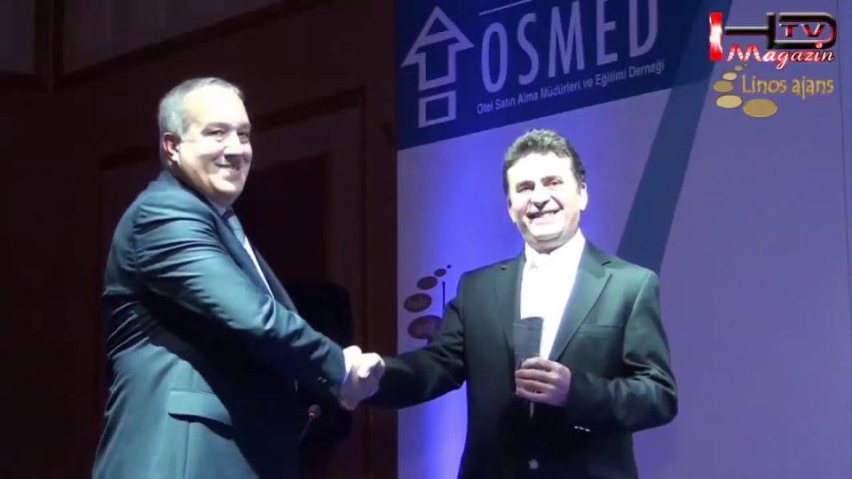 Linos Ajans – OSMED Türkiye Satınalma Platformu Gastronomi Sektör Buluşması Antalya 2013