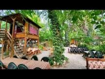 Köy Kahvaltısı Mekanları Antalya - Sakinler Kır Bahçesi Çakırlar Serpme Kahvaltı