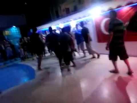Larapark Hotel Antalya Türk Gecesi 3G Canlı Yayın 24.08.2012 - 2