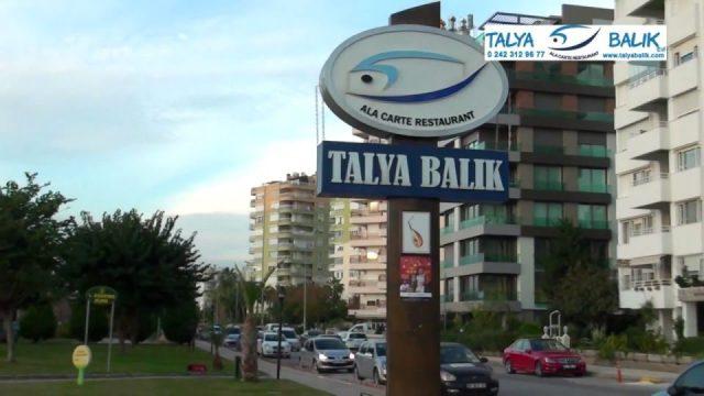TALYA BALIKEVİ - Antalya Balık Restaurant Balıkevi Cafe Canlı Müzik Eğlence