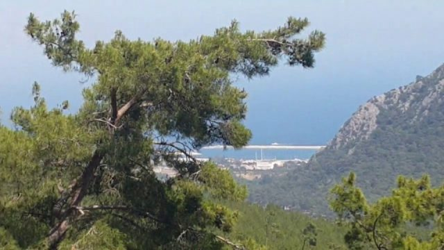 Antalya Konyaaltı Dağ ve Orman Manzaraları - Antalya Gezi Tatil Tur