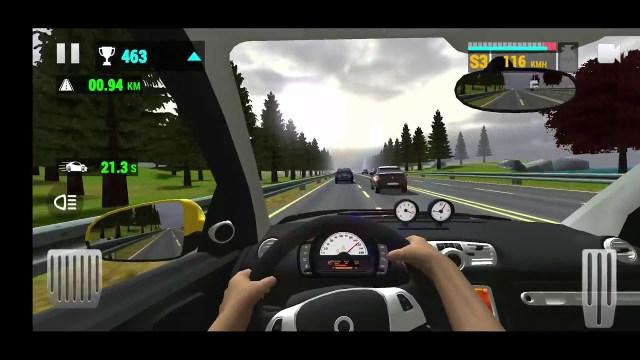 Yolda Araba Sürme Oyunları - Araba yarışı oyunu yarış oyunları mobil oyun