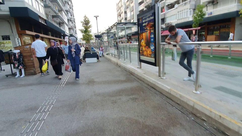 Antalya Kapalı Yol Şarampol Caddesi – Antalya Şehir Merkezi Gezi Tatil – 8/9