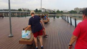 Yeni Boğaçayı Parkında Yürüyüş Antalya Gezi Tatil - 3/8