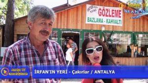 İrfanın Yeri Kahvaltı Gözleme Evi - Antalya Çakırlar Kahvaltı Yerleri