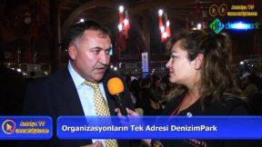 Denizim Park Antalya Meyhaneler Restaurantlar Grup Yemekleri Organizasyon 700 Kişilik