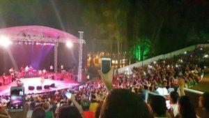 Selda Bağcan Antalya Konserinde Ayakta Alkışlandı