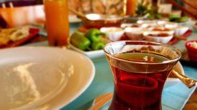 Ücretsiz Serpme Kahvaltı Fotoğrafları Serpme Kahvaltı Ürünleri Sunumu - Free Stock Photo for Turkish Breakfast