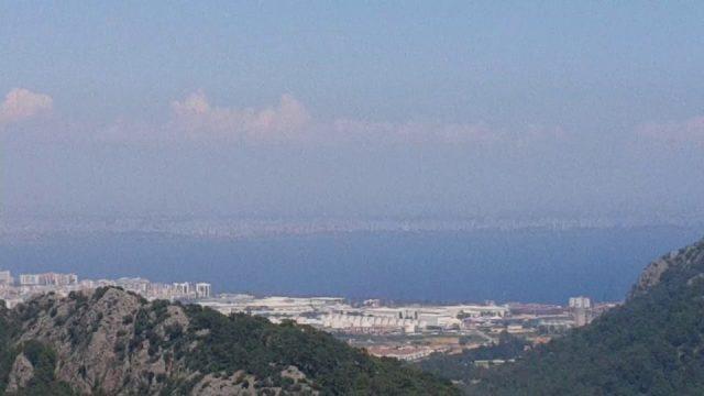 Güzel Antalya Manzarası - Antalya Tatil Gezi Tur