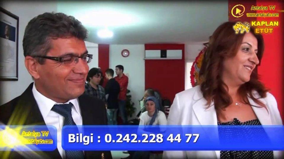 Kaplan Etüt Merkezi – Antalya