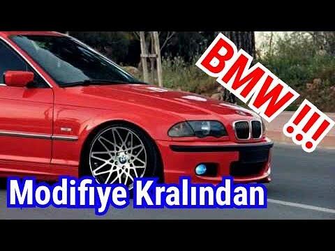 Antalya Satılık Modifiyeli BMW Antalya Galericiler CSR Garage - Cesur Kemal Eyigün