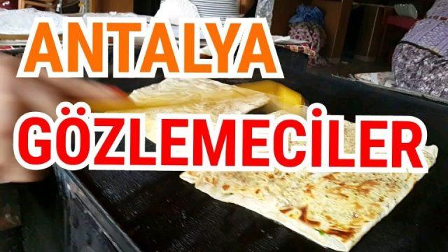Antalya Sosyete Pazarı Çakırlar Pazarı Kahvaltıcılar Köy Kahvaltısı Arife