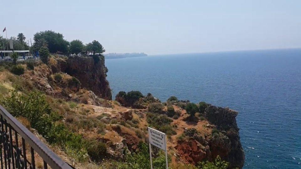 Antalya Deniz Manzarası – Beach Park Plajı Antalya Gezi Tatil