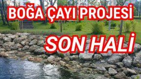 Boğa Çayı Pojesi Son Hali Muhteşem - Antalya Tatil Gezi - Antalya Holiday