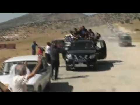 Korkuteli Ulucak (Sımandır) Köyü Ali Gürbüz Karşılama Töreni - 1