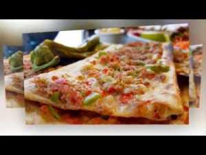Antalya Meşhur Etli Ekmekci 0242 227 26 27 paket servis sipariş konya pidesi en iyi etli ekmek