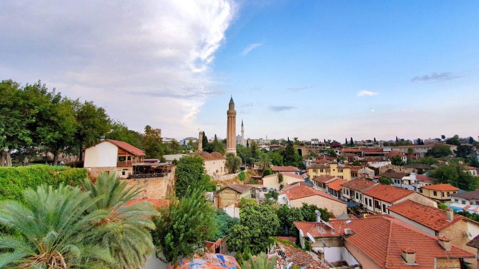 yivli minare kale kapisi kaleici antalya manzara (6)