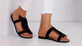 Bayan Terlikler Sandalet Modelleri Kadın Moda Bayan Giyim Terlik Sandalet Çeşitleri Kombini