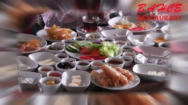 Bahce Restaurant Et Mangal Gözleme Evi - Alanya