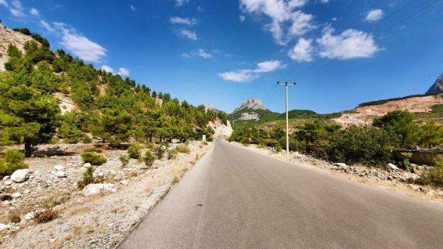 Antalya Gezilecek Yerleri - Hacısekililer Köyu Çakırlar Konyaaltı