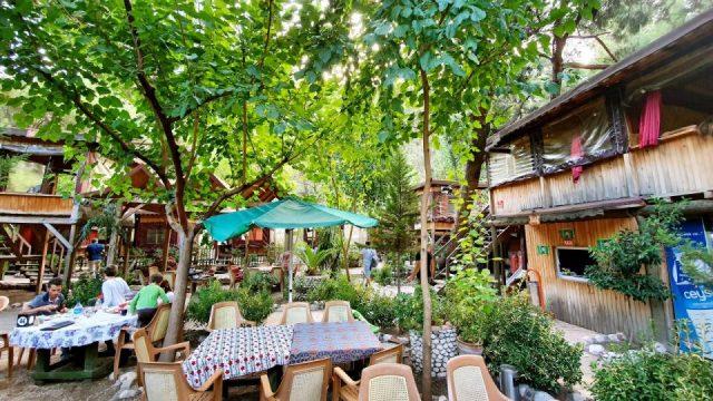Antalya Serpme Kahvaltı Mekanları - Arife Kır Sofrası Çakırlar Konyaaltı