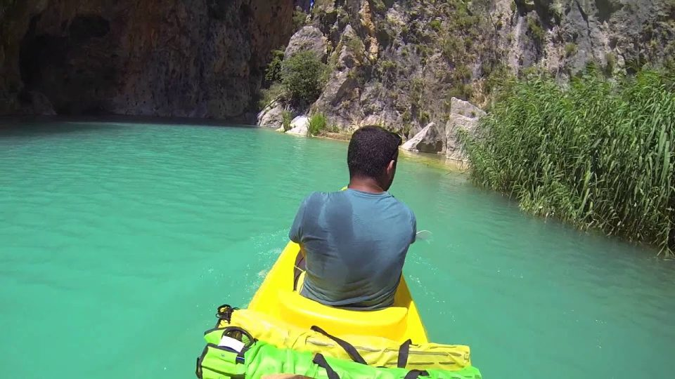Kapuz Bogazı Antalya – Kapuz Kanyonu