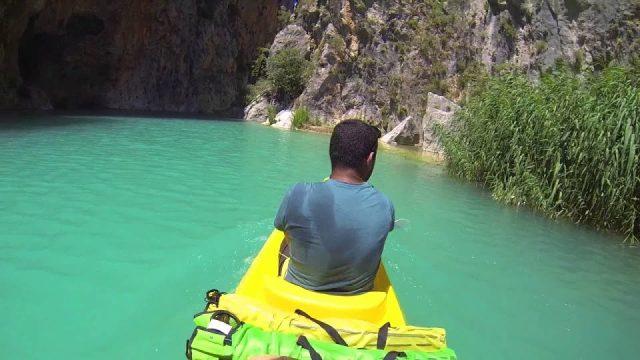 Kapuz Boğazı Antalya - Kapuz Kanyonu