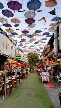 Semsiyeli Sokak Antalya Kalekapisi Donerciler Carsisi (1)