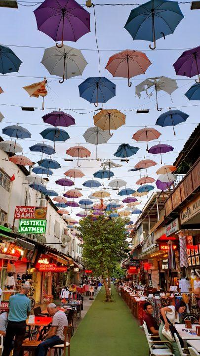 Semsiyeli Sokak Antalya Kalekapisi Donerciler Carsisi (5)