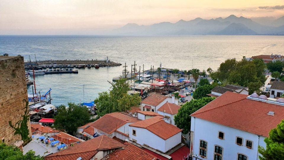 antalya cumhuriyet meydani yat limani kale içi deniz manzaralari (3)