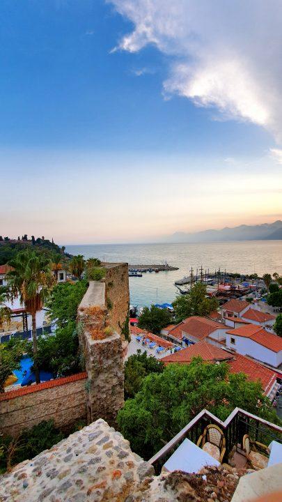 antalya cumhuriyet meydani yat limani kale içi deniz manzaralari (4)
