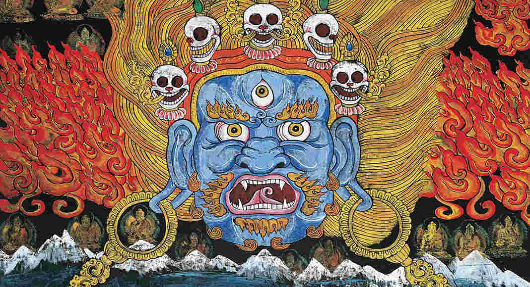 tibet oluler kitabi ve ahiret inanci