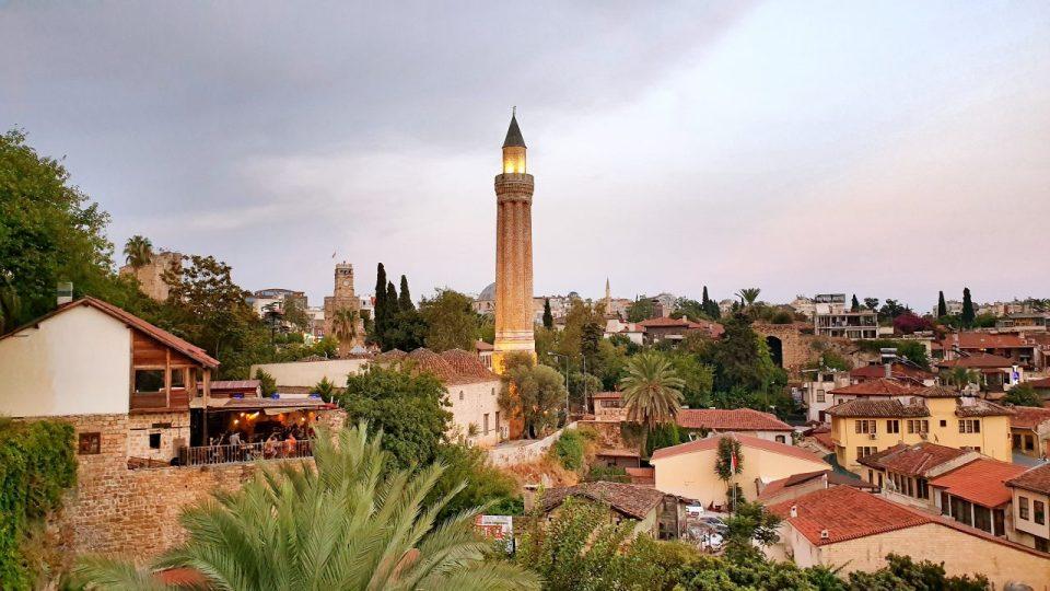 yivli minare antalya (1)