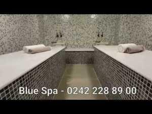 Blue Spa 0242 228 89 00 - Blue Garden Hotel Konyaaltı Antalya Hamam Sauna