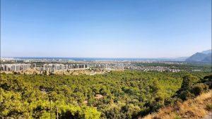 Antalya Seyir Terası - Antalya Manzara